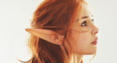 Discovered by Τούμπα. Find images and videos about beautiful, redhead and elf on We Heart It - the app to get lost in what you love. Elf Ranger, Forest Elf, Blood Elf, Elf Ears, Dragon Age Inquisition, Victoria, Character Aesthetic, Mythical Creatures, Fantasy Characters