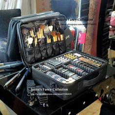 Tienda Online Nuevo 2016 de la Alta Calidad Profesional de Maquillaje Vacío Organizador Del Caso Cosmético de Viaje Bolsa de Almacenamiento de Gran Capacidad Bolso Mujer Maletas | Aliexpress móvil