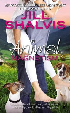 Animal Magnetism Novels - Author Jill Shalvis The whole series is great. Love Book, Book 1, Jill Shalvis, Books To Read, My Books, Friend Book, Animal Magnetism, First Novel, Romance Novels