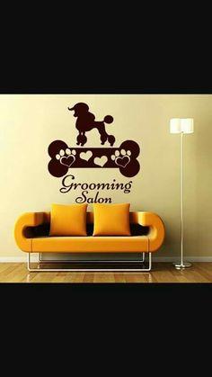 Grooming saloon