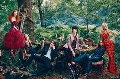 """Vogue, September 2012  """"The Vogue 120″"""