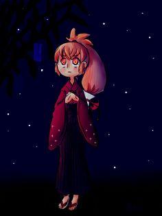 Takumi, from fire emblem fates at tanabata.