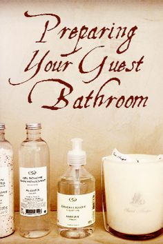 When visitors come to stay, keep these simple tips in mind to help avoid awkward situations. ReBath.com #GuestBathroom Bathroom Cleaning Hacks, Cleaning Tips, Awkward, Facts, Simple, Cleaning Hacks, Cleaning Recipes, Packing Tips