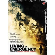 Living in Emergency: Stories of Doctors Without Borders (dvd_video)