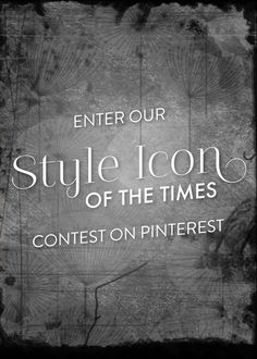 "Fashions come and go, but style icons never fade. Starting on 7/23 at 11 a.m. PT, we're holding a style icon contest on Pinterest to honor fearlessly stylish females from over the decades! Create a board conceptualizing the life and style of a bygone-era icon that you adore, and you could be one of five to win a ModCloth gift certificate, plus a copy of the ""Forever Marilyn"" Blu-ray collection! Read the blog post for full details!"
