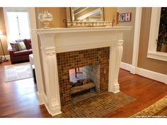 can this be done if we add room on other side of fireplace?
