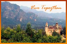 My home town Tepoztlan, Morelos. Places Around The World, Around The Worlds, Mexico City, Belleza Natural, Great View, Day Trip, Barcelona Cathedral, Places To See, Monument Valley