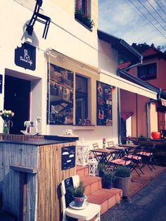 Garden Doma café