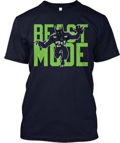 7959343ab Seahawks Marshawn Lynch Beast Mode Indians Baseball