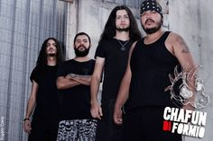 Força Metal BR: Chafun Di Formio: 'Abuso Secular' está em novas pl...
