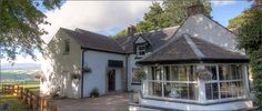 Kinkell House Hotel, Black Isle Salmon Fishing, Scotland, Restaurant, Cabin, River, Mansions, House Styles, Places, Outdoor Decor