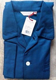 a7f2f22937 Derek Rose Men s Brushed Cotton Pyjamas New in Bag M