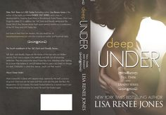 Cover Reveal & Giveaway ~ Deep Under - Tall, Dark and Deadly Series by Lisa Renee Jones - The SubClub Books Usa Today, The Fool, Favorite Tv Shows, The Secret, Deep, Reading, My Love, Books, Myla
