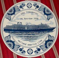 Buque de crucero Noordam 2006, Holanda