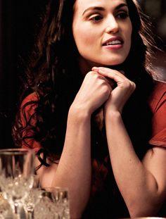 Pretty Katie McGrath