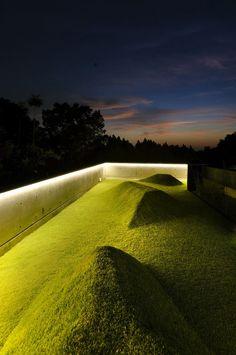 On the terrace #roof #garden #design