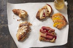 almond croissant recipe on domino.com