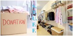 Clothing Organizing
