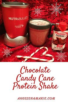 & peppermint try this Chocolate Candy Cane protein shake to keep cravings at bay & stay on track this holiday season!chocolate & peppermint try this Chocolate Candy Cane protein shake to keep cravings at bay & stay on track this holiday season! Protein Smoothies, Protein Snacks, Pancakes Protein, Smoothie Proteine, Healthy Protein, High Protein, Happy Healthy, Fruit Smoothies, Healthy Life