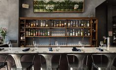 In the current dining scene, where 'farm-to-table' menus have become almost a standard expectation, chef Greg Baxtrom and former colleague Ian Rothman, have taken the concept to another level, by bringing the tables directly into the garden at their ne...