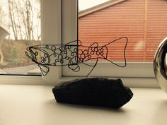 My Attempts - Wire craft - Wire Trout