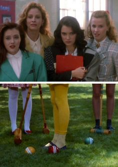 Heathers, another classic and easily forgotten 80's movie