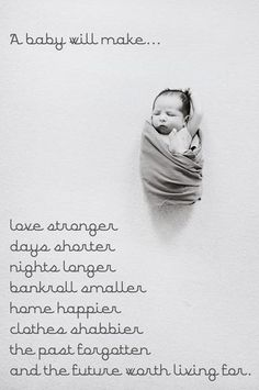 Baby Quotes - Quotation Inspiration
