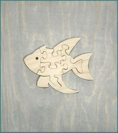 This handcrafted wooden puzzle is sure to be a hit with your little one! Help them practice their skills on this fish shaped puzzle. --- Puzzles are crafted by featured maker {Gramps Woodshop} in Virginia and 15% of proceeds goes to Lucy's Love Bus. #madeinusa #madeinvirginia