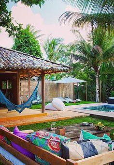 Casas da Vila | Boho Cabanas | Trancoso | Bahia | Brazil