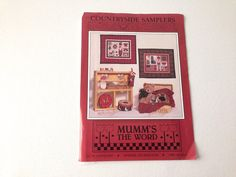 Quilt Samplers Quilt Pattern Christmas Quilt by 2Fun4Words on Etsy