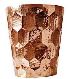 Seau à champagne Hex / Vase / Eclectic by Tom Dixon