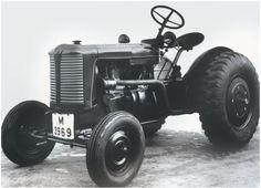 First Zetor - 1946 Motor, Tractors, Monster Trucks, History, Vehicles, Farming, Porsche, Vintage, Historia