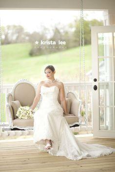 Krista Lee Photography: Deb + Dave : Mint Springs Farm Wedding Photos
