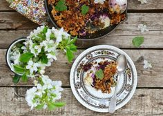 These 6 granola desserts will satisfy your sweet tooth and provide you with plenty of noteworthy health benefits.