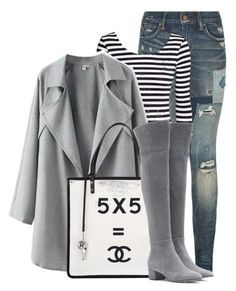 Untitled #893 by mkomorowski on Polyvore featuring polyvore, fashion, style, Polo Ralph Lauren, Gianvito Rossi and Chanel