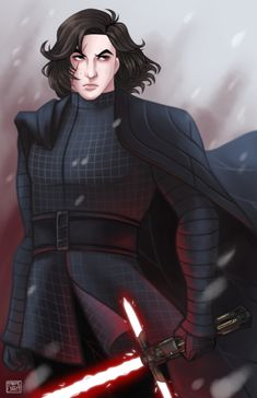 From last December til now, I've had a lot of time to change up how I wanted to approach this TLJ Kylo print. All hail this glorious dumpster fire indeed. Star Wars Fan Art, Star Wars Saga, Star Wars Kylo Ren, Rey Star Wars, Dramatic Music, Kylo Ren And Rey, Kylo Ren Adam Driver, Artist Alley, Nerd Herd