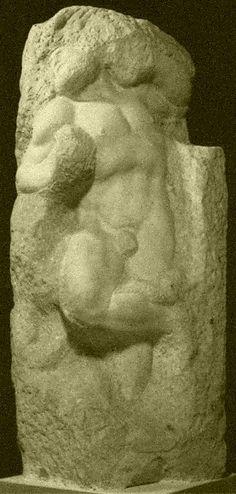 File:Michelangelo - Awakening slave.jpg