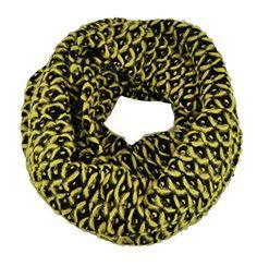 Soft Cozy Knitted Mustard Black Snood Loop Tube Scarf Winter Gorgeousgalz http://www.amazon.co.uk/dp/B016YSCAWW/ref=cm_sw_r_pi_dp_26PJwb0PV3MDN
