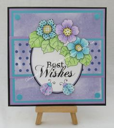 Tinyrose's Craft Room: Crafts Galore Encore Challenge #79 - Anything Goes August Challenge, Room Crafts, Wishing Well, Digital Stamps, Wonderful Images, Place Cards, About Me Blog, Challenges, Crafty