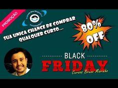 Black Friday de Cursos do Bruno Marinho Com 80% de Desconto
