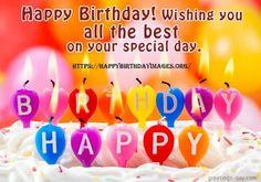 Birthday Greetings For Girlfriend, Happy Birthday Wishes Messages, Happy Birthday Status, Birthday Wishes For Daughter, Birthday Wishes And Images, Happy Belated Birthday, Best Birthday Wishes, Latest Happy Birthday Images, Happy Birthday Pictures