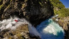 extreme sports photography - Hoces del rio duraton natural park forest The Effective Pictures We Off Base Jumping, Natural Park, Extreme Sports, Water Sports, Snowboarding, Waterfall, Voss Norway, Nature, Pictures
