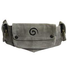 Sacoche Ceinture Logo Spiral (Gris) Spiral, Bangs, Couture, Logos, Celtic, Pouch Bag, Fringes, A Logo, Haute Couture
