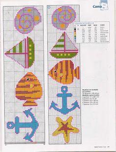 boat, fish, anchor