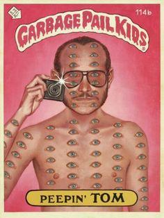 Peepin' Terry Richardson