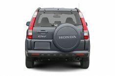 2005 Honda CR-V LX Front-wheel Drive Reviews, Specs, Photos
