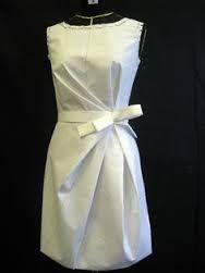 designer draped dresses - Google Search