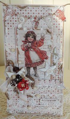 Create Christmas Cards, Christmas Gift Tags, All Things Christmas, Vintage Christmas, Christmas Ornaments, Christmas Journal, Christmas Projects, Card Tags, I Card