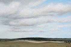 Wind Drift 24X36 oil on canvas Jamie Kirkland