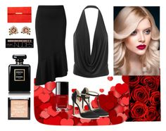 Valentine's Day Outfit Ideas 5 - Passion by pinkswanbeauty on Polyvore featuring LE3NO, Witchery, Dorothy Perkins, Les Néréides, Charlotte Russe, Chanel and Valentino  #Valentine's Day  #valentines day  super easy Valentine's Day treats-no bake  #v-day #valintain  #CHOCOLATE #NUTELLA #STRAWBERRIES #CHOCOLATE COVERED STRAWBERRIES #NoBake #Cupcakes #CHOCOLATECOVEREDSTRAWBERRIES #valintainday #vday #valentinesday